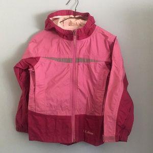 Kids L.L. Bean Factory Outlet Rain Jacket